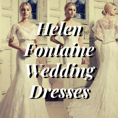 Helen Fontaine Wedding Dress Catalogue