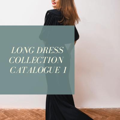 Long Dress Collection Catalogue 1