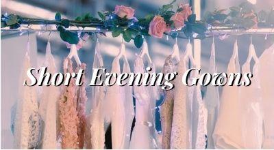 Short Evening Gowns