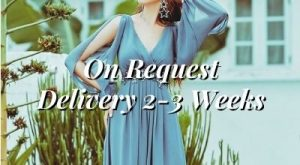 On Request Long Evening Gowns