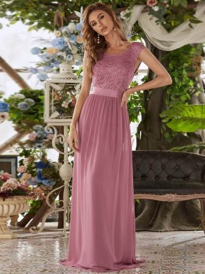 ey0646od purple pink long evening gown with lace bodice and chiffon skirt eternally yoursburgundy long evening gown with lace bodice and chiffon skirt eternally yours
